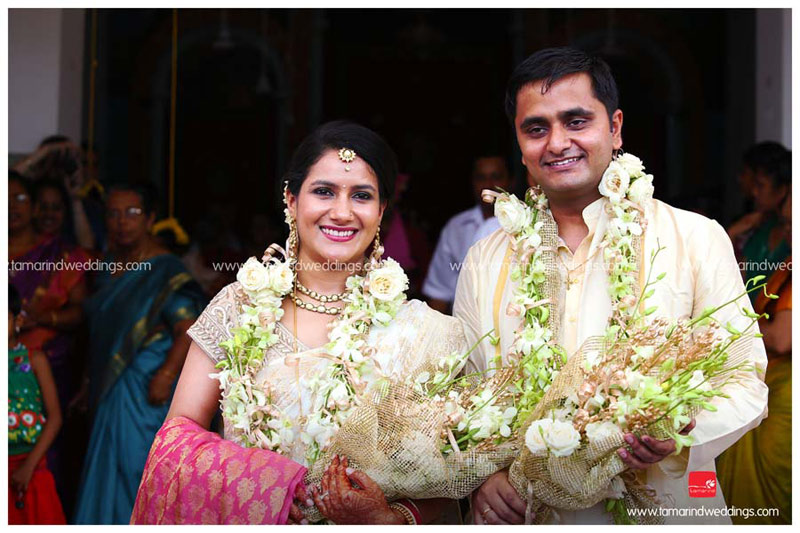 Christian Weddings in Kerala Christian Wedding