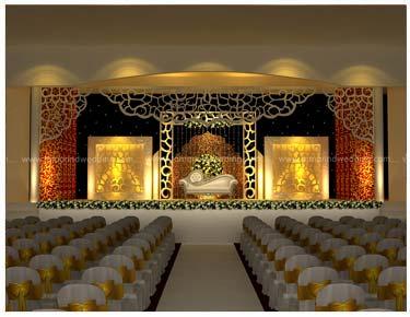 Wedding Stage Decoration | Stage Decoration | Mandap Decoration