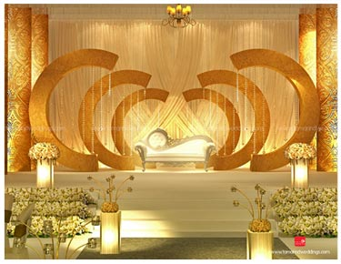 Wedding stage decoration stage decoration mandap decoration design and decor wedding stages junglespirit Gallery